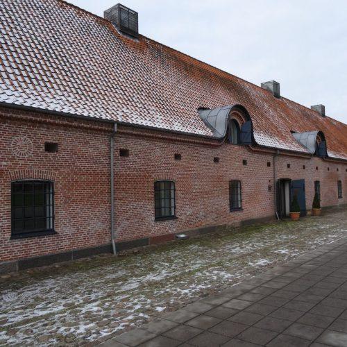 Støbejernsvindue Hindsgavl