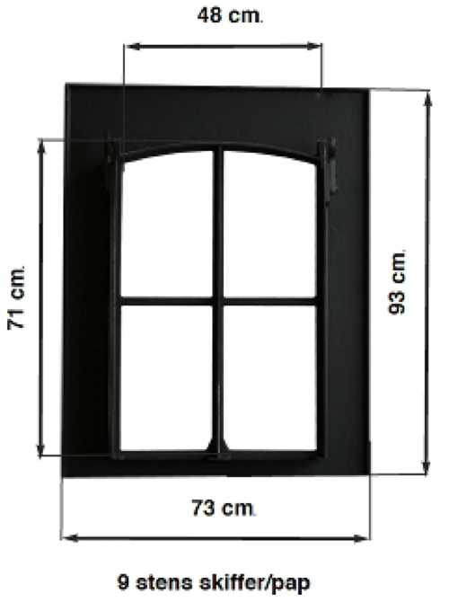 Gußfenster, Gußeisenfenster