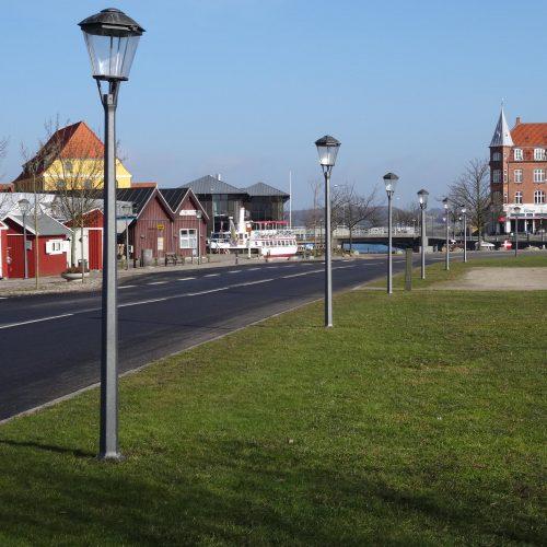 Skælskørlampe Gußesien in Skælskør