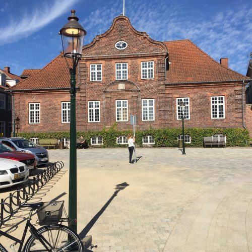 Viborglampe i Viborg med Louis Poulsen