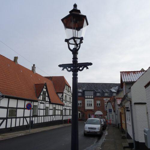 Ribelampe I Bogense