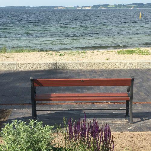 Københavnerbænk i Sønderborg