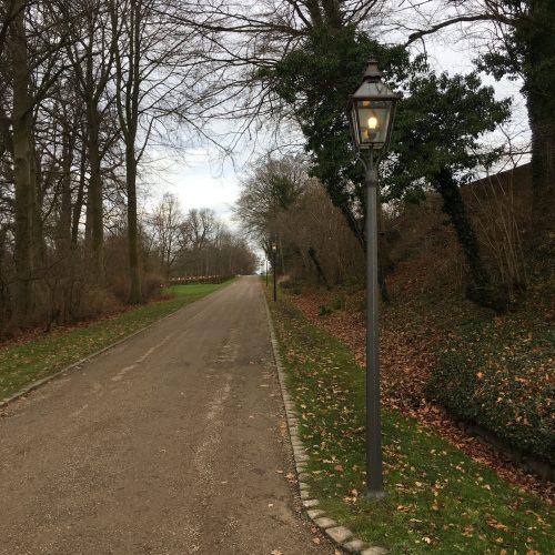 Støbejernslampe, Velamp